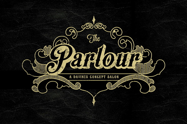 The Parlour Logo Design u2013 Hardly Square